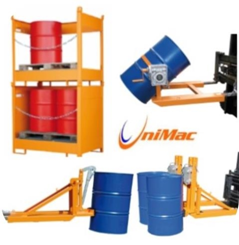 Forklift Drum Handling Attachments