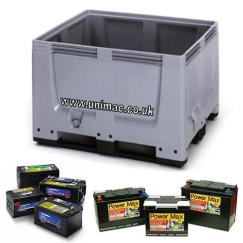 Waste Material Collection Boxes