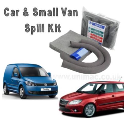 Car Amp Small Van Spill Kit