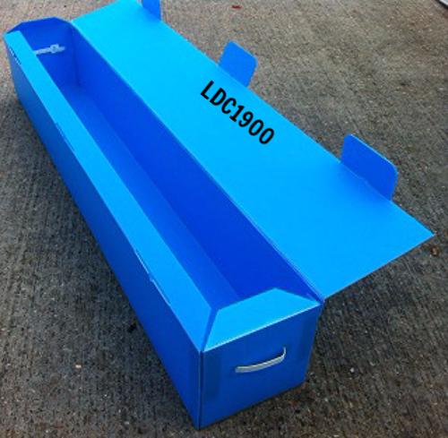 Fluorescent Tube Disposal Box